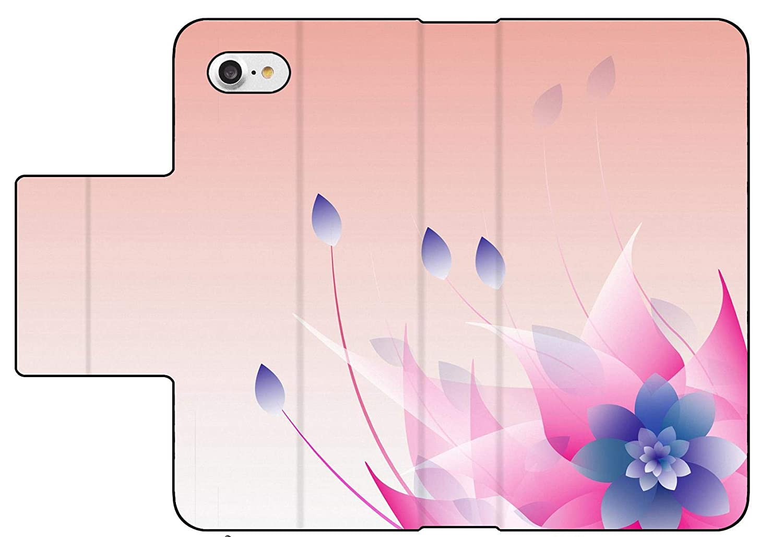 Amazon Com Luxlady Premium Apple Iphone 8 Flip Pu Wallet Case