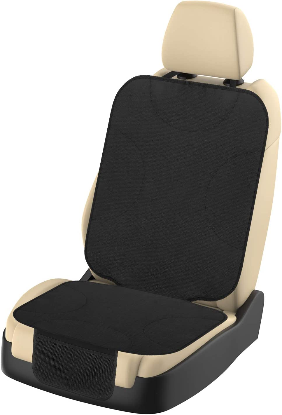 Car Child Seat Back Protector Case Cover Kids Anti Kick Protection Pad Mats Tool