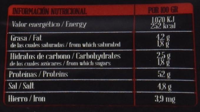 Kubdu Gourmet - The Spicy - Virutas de Ternera Especiada Y Marinada - 40 g: Amazon.es: Alimentación y bebidas