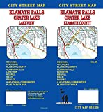 Search : Klamath Falls / Lakeview / Crater Lake, Oregon Street Map