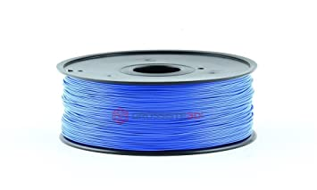 Filamento 3d fluorescente azul Pla 1.75 mm inalámbrico 3d Printer ...