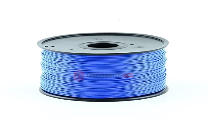 Filamento 3d fluorescente azul Pla 1.75 mm inalámbrico 3d Printer ...