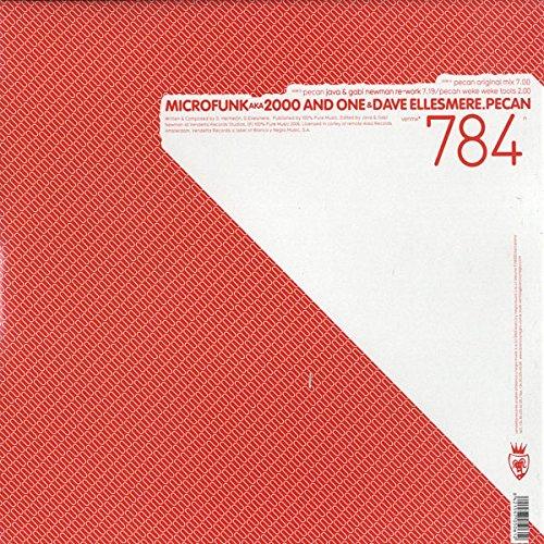 (Microfunk Aka 2000 And One & Dave Ellesmere / Pecan (Pig & Dan Remixes) / The White Room)