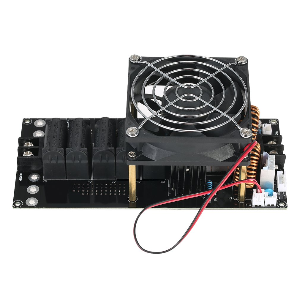 KKmoon DC12-40V 1000W 20A ZVS Induction Heating Board Module Heater DIY Kit + Heating Coil by KKmoon (Image #4)