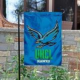 Houston Clear Lake Hawks Garden Flag