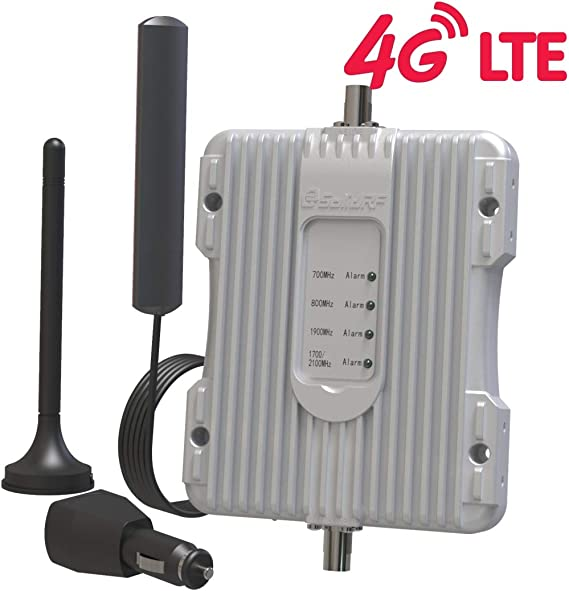 SolidRF-Home-Signal-Booster 4G LTE Cell-Phone-Booster AT&T Verizon ...