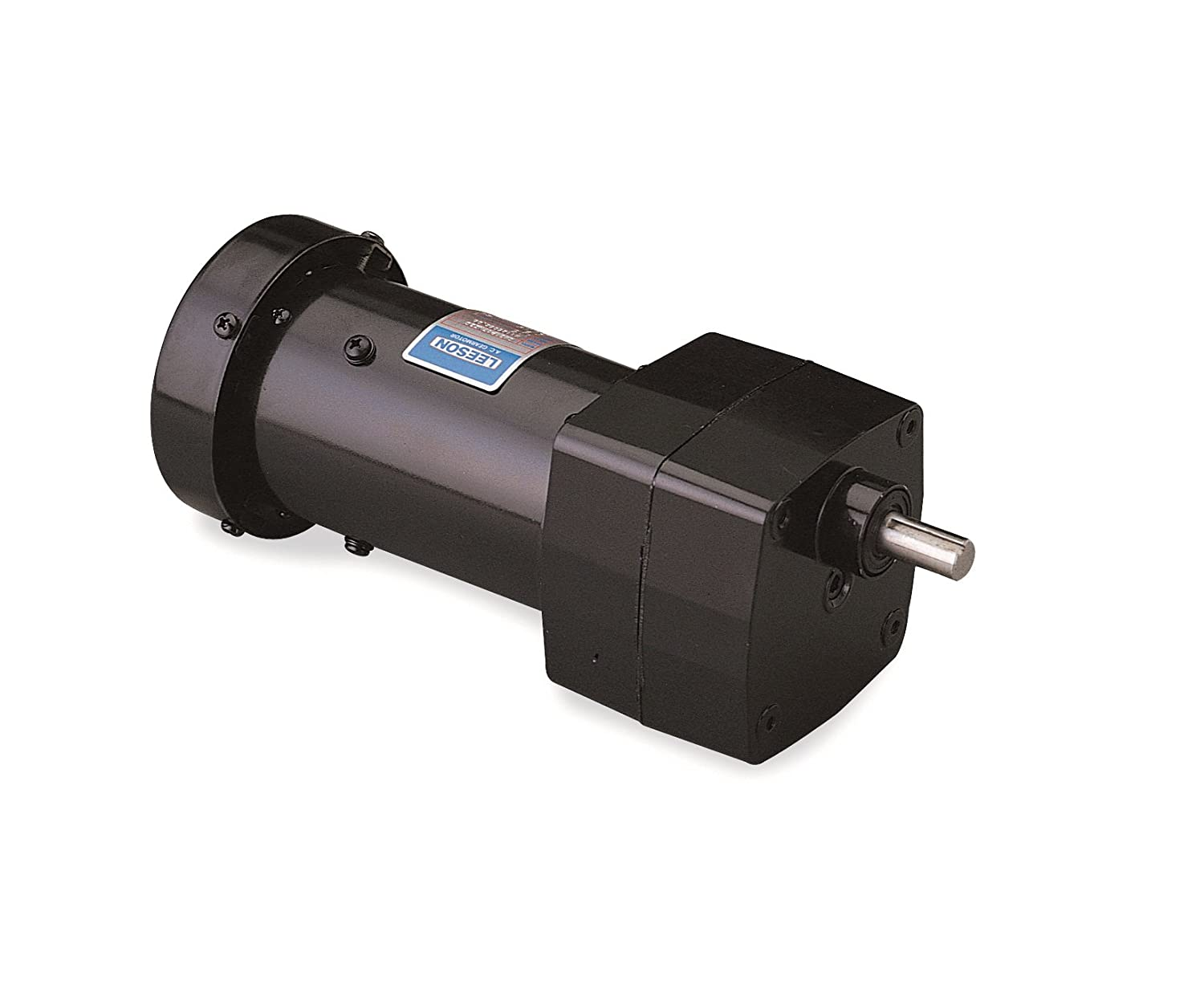 Leeson 096051.00 Parallel Shaft AC Gearmotor 1//3HP 1 Phase 173 RPM 60Hz Fequency 42Y Frame Special Mounting 115//230V Voltage