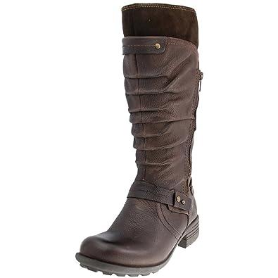 2f9e2141 Earth Spirit Yonkers Ladies Boots Bark 18095 (UK 5): Amazon.co.uk ...