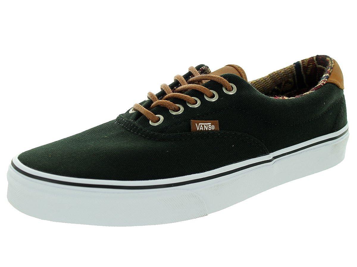 Black Geo Weave Vans Unisex Adults' U Authentic Sneaker
