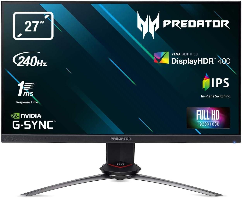 Acer Predator XB273GX - Monitor de 27