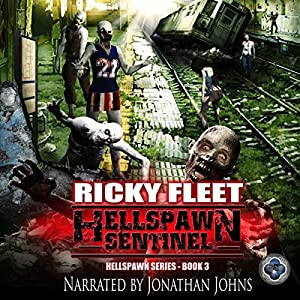 Hellspawn Sentinel (Volume 3) Audiobook