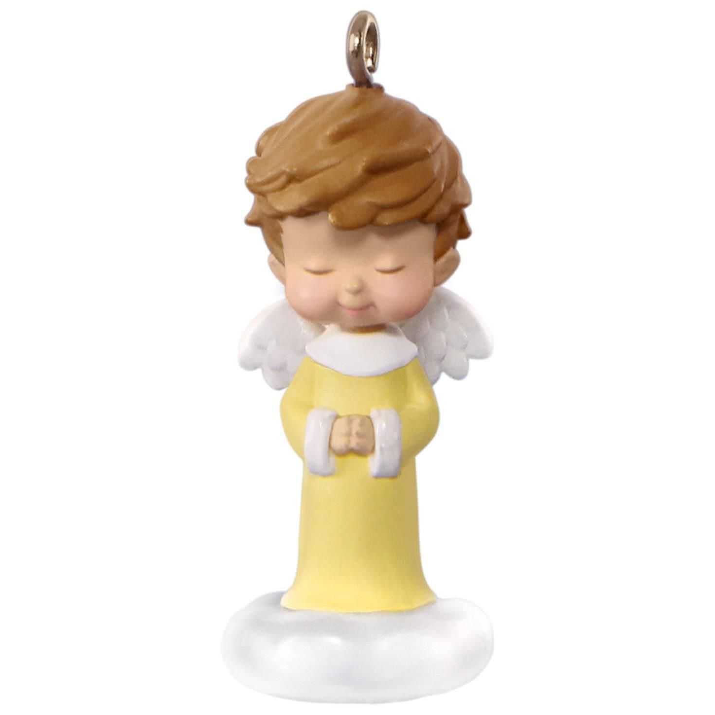 Hallmark Keepsake 2017 Honeysuckle: Mary's Angels Christmas Ornament