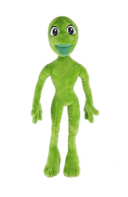 Dame Tu Cosita Dancing Alien Stuffed Toys Martian Man Plush Crazy Frog