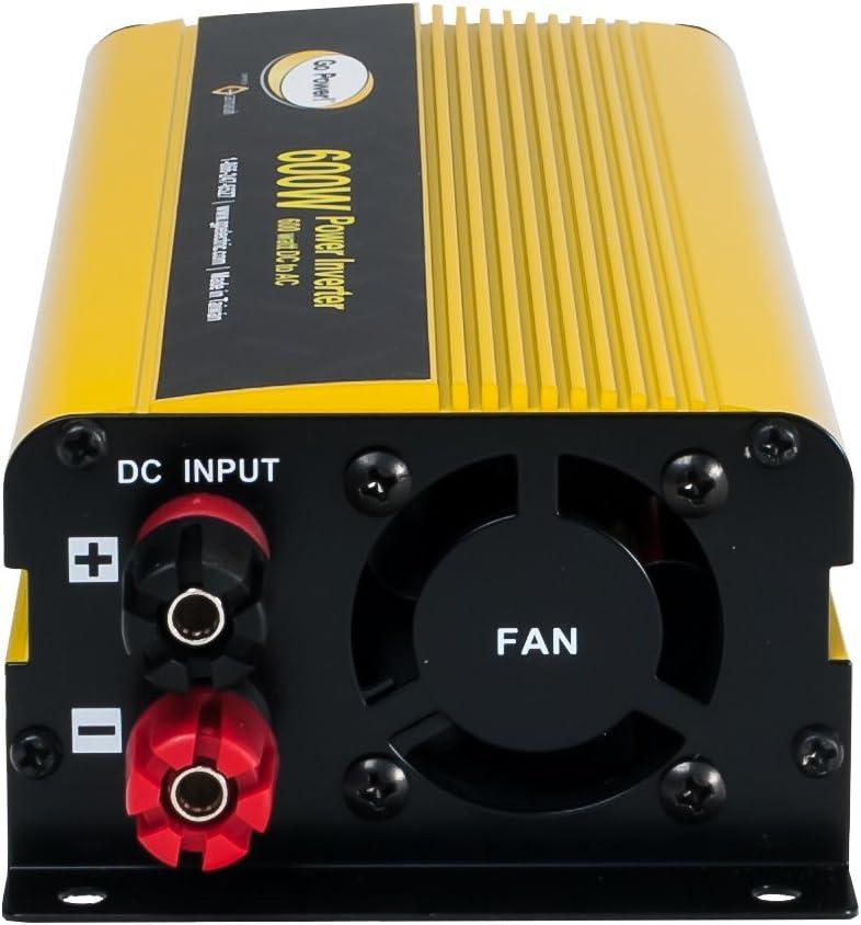 Go Power GP-600 600-Watt Modified Sine Wave Inverter
