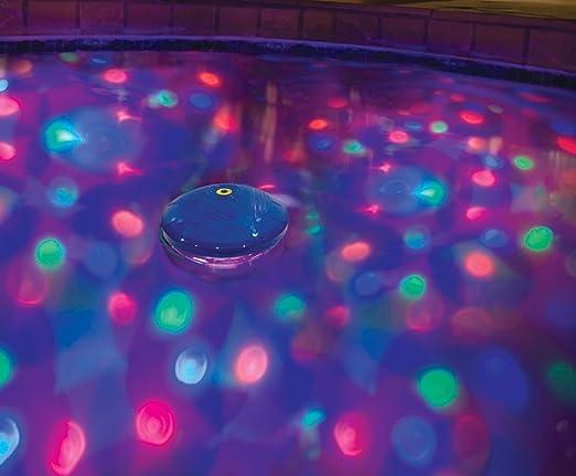 18 opinioni per MemoryStar spettacolo di luci subacqueo con 4 LED- Taglio automatico-