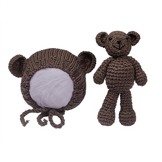 Amazon Eudora Crochet Newborn Photography Boysgirls Knit Toy
