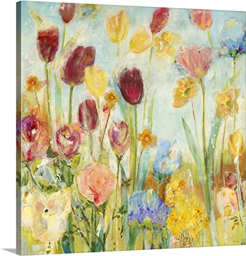 Jill Martin Canvas Wall Art Print Madrigal