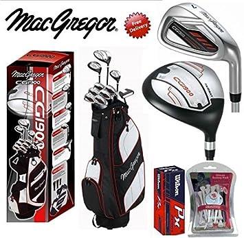 MacGregor CG1900 - Juego completo de palos de golf con ...
