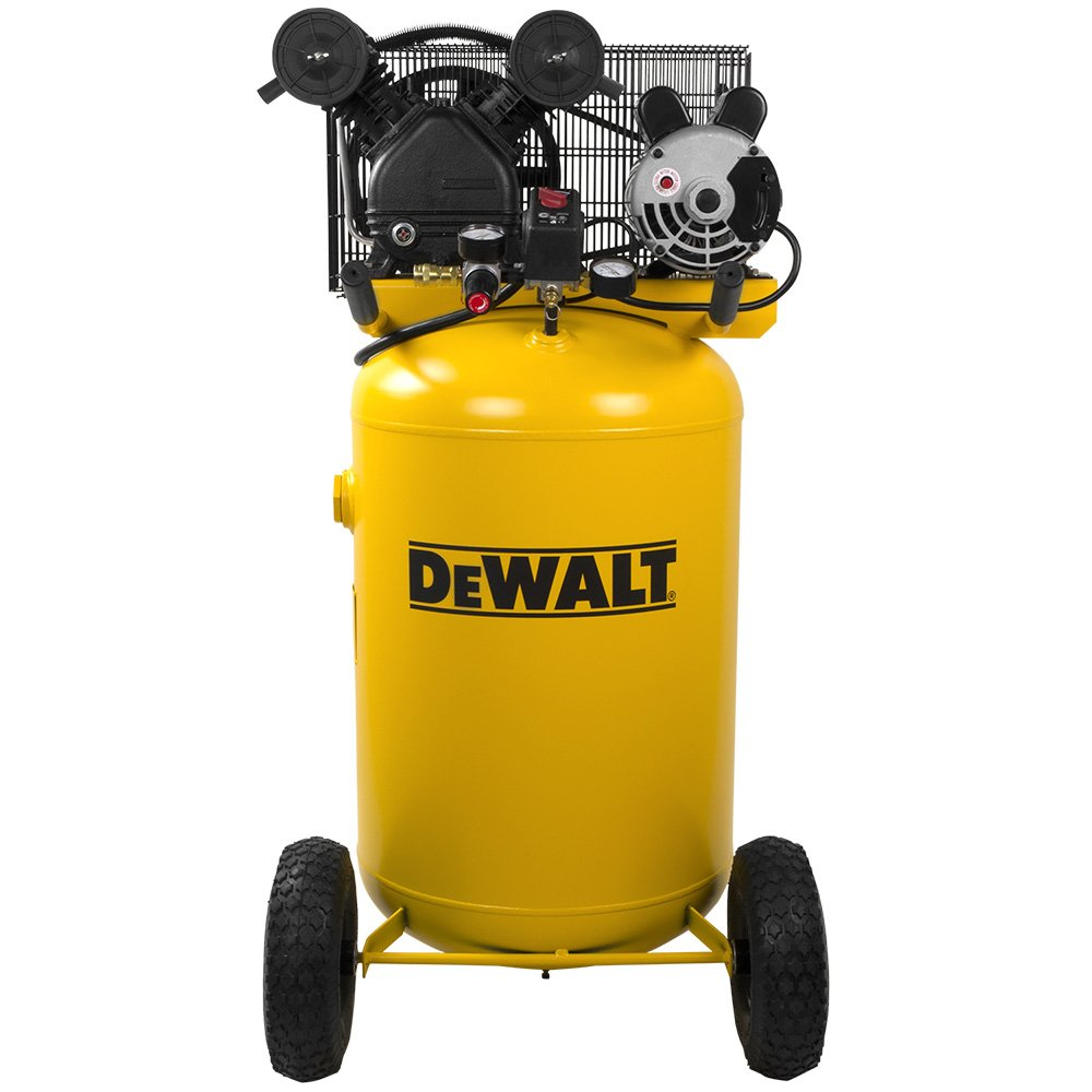 DeWalt DXCMLA1683066 1.6 HP 30-gallon Single Stage Oil-Lube Vertical Portable Air Compressor MAT Holdings Inc.