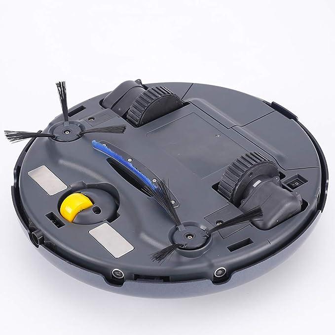Amazon.com - Giow Robotic Vacuum Cleaner, Mini Music Robot Aspirador ...