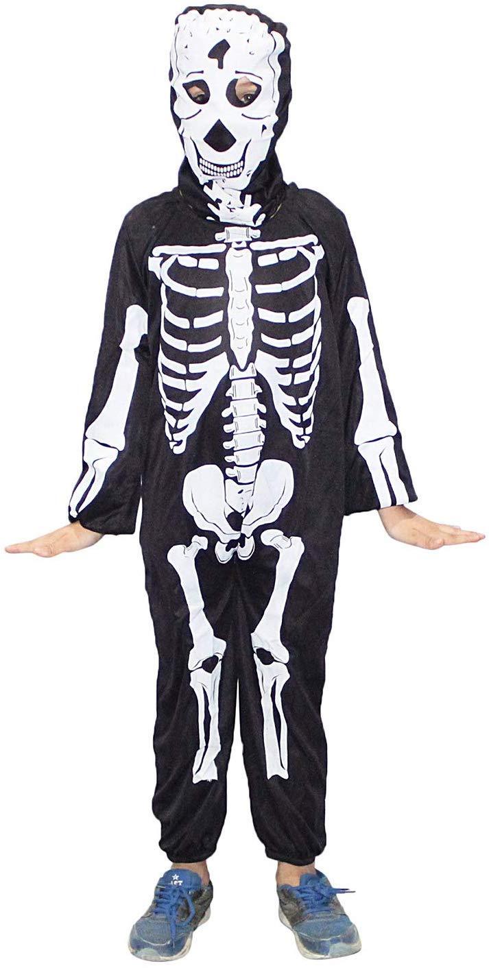1*Halloween Fancy Dress White Plastic Bone Costume Accessory Party Festival WH1