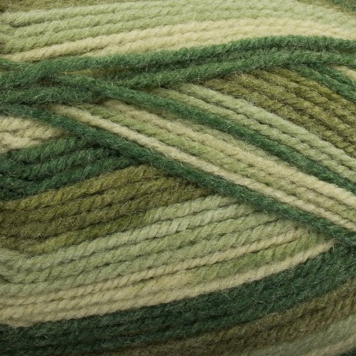 - Plymouth (1-Pack) Encore Worsted Colorspun Yarn Emeralds 7148-1P