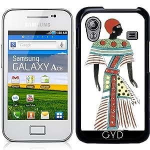 Funda para Samsung Galaxy Ace (GT-S5830) - Hombre De Kush by hera56