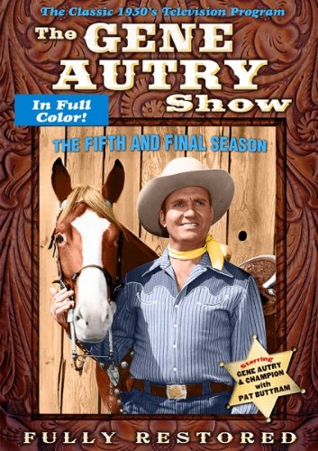 The Gene Autry Show: The Fifth Season (The Final Season) (2PC)