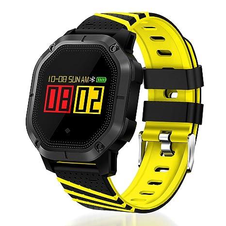 Amazon.com: shengmo K5 reloj inteligente impermeable IP68 ...
