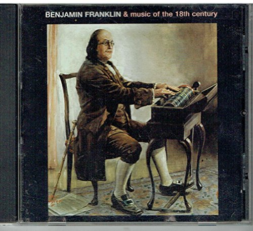 Price comparison product image Benjamin Franklin & Music of the 18th Century