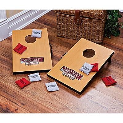 Mainstreet Classics Micro Cornhole Set | Popular Toys