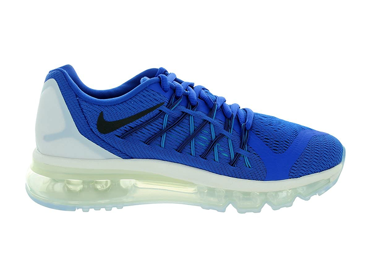 51b59e8cdf Amazon.com | Nike Air Max 2015 (GS) Boys Running Shoes | Running