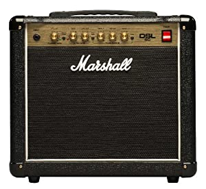 marshall dsl5c 1x10 5 watt 2 channel tube combo guitar amp musical instruments. Black Bedroom Furniture Sets. Home Design Ideas