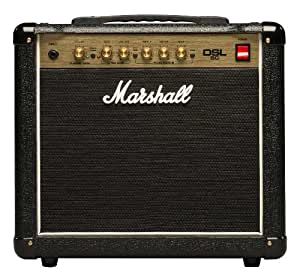 "Marshall DSL5C 1x10"" 5-Watt 2-Channel Tube Combo Guitar Amp"