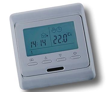 Cool SM-PC®, Digital Thermostat für Unterputz Fan-Coil-Regler für Klima  PC97