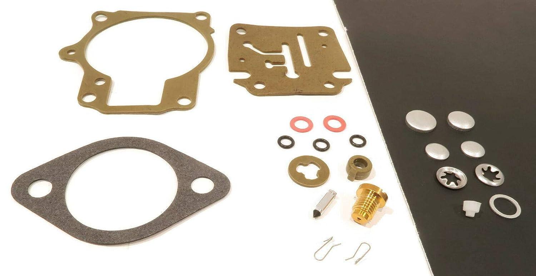 Amazon com : The ROP Shop | Carburetor Repair Kit for 1982