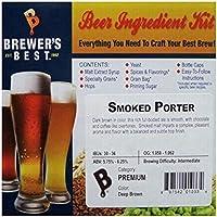 Brewer's Best 1033 Smoked Porter Homebrew Beer Ingredient Kit