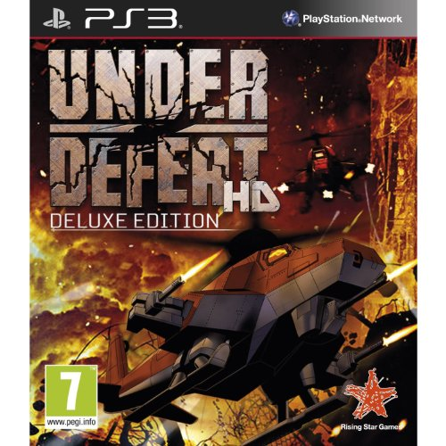 Under Defeat HD Deluxe Edition (PS3) (UK IMPORT)