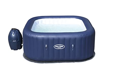 Bestway 54154 - Spa Hinchable Lay- Z-Spa Hawaii Para 4-6 personas