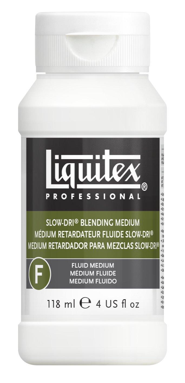 Reeves Liquitex 8-Ounce Glazing Fluid Acrylic Medium Gel 7508