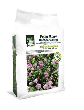 Alimentación Natural para roedores, Medicago/dáctilo Bio, 20 L - Hamiform: Amazon.es: Productos para mascotas