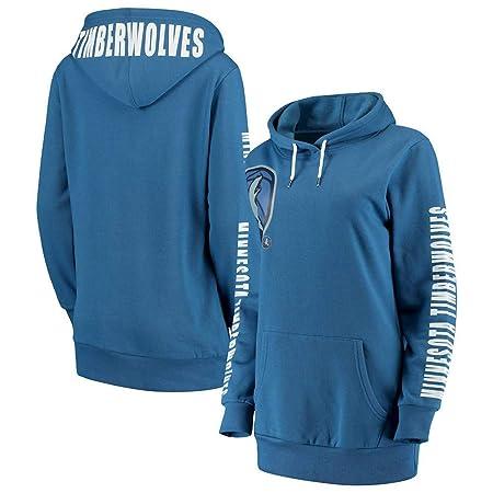 CCKWX Baloncesto con Capucha-Minnesota Timberwolves ...