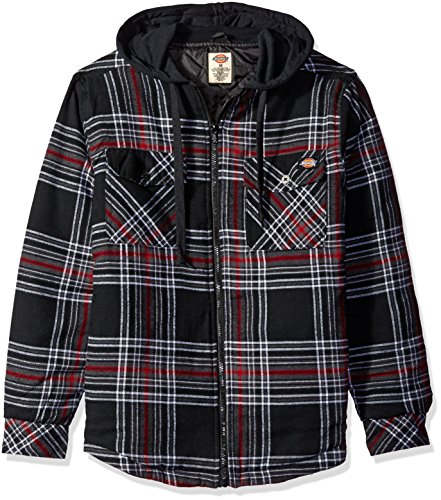 Quilted Flannel Work Shirt - 7