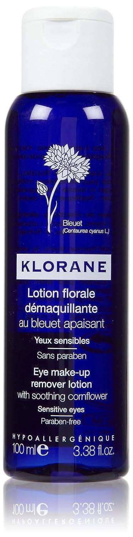 Klorane Laboratories - Soothing Eye Make-Up Remover - 3.38 oz KL6315