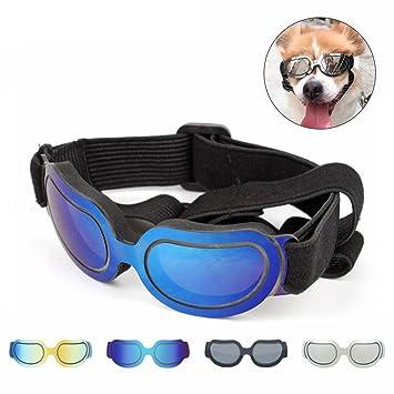 PETCUTE Gafas de Sol para Perros Mascotas Gafas de Sol ...