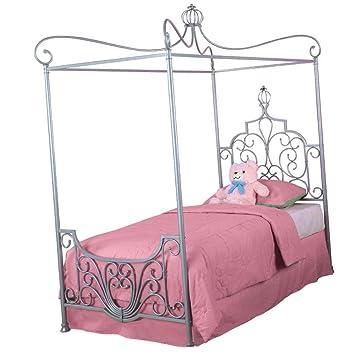 online retailer a92f5 c218f Amazon.com: Kids Twin Bed Princess Elegant Dreamy Elegant ...