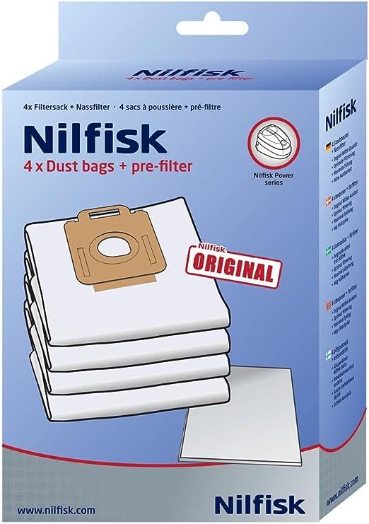 Nilfisk 147 0416 500 Bolsa para el polvo accesorio y suministro de ...