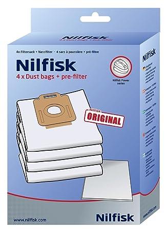 Nilfisk 147 0416 500 Bolsa para el polvo accesorio y ...