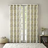 Intelligent Design ID40-632 Seville Cotton Medallion Printed Panel 50×63 Yellow, 50 x 63 Review