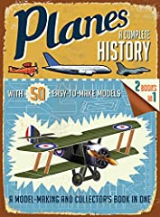 Soar through the only history of aircraft that invites you to build your own!Nothing seems to capture the imagination of humankind quite like the ability to fly, and just over a hundred years ago, that dream became a reality. Over the last ce...